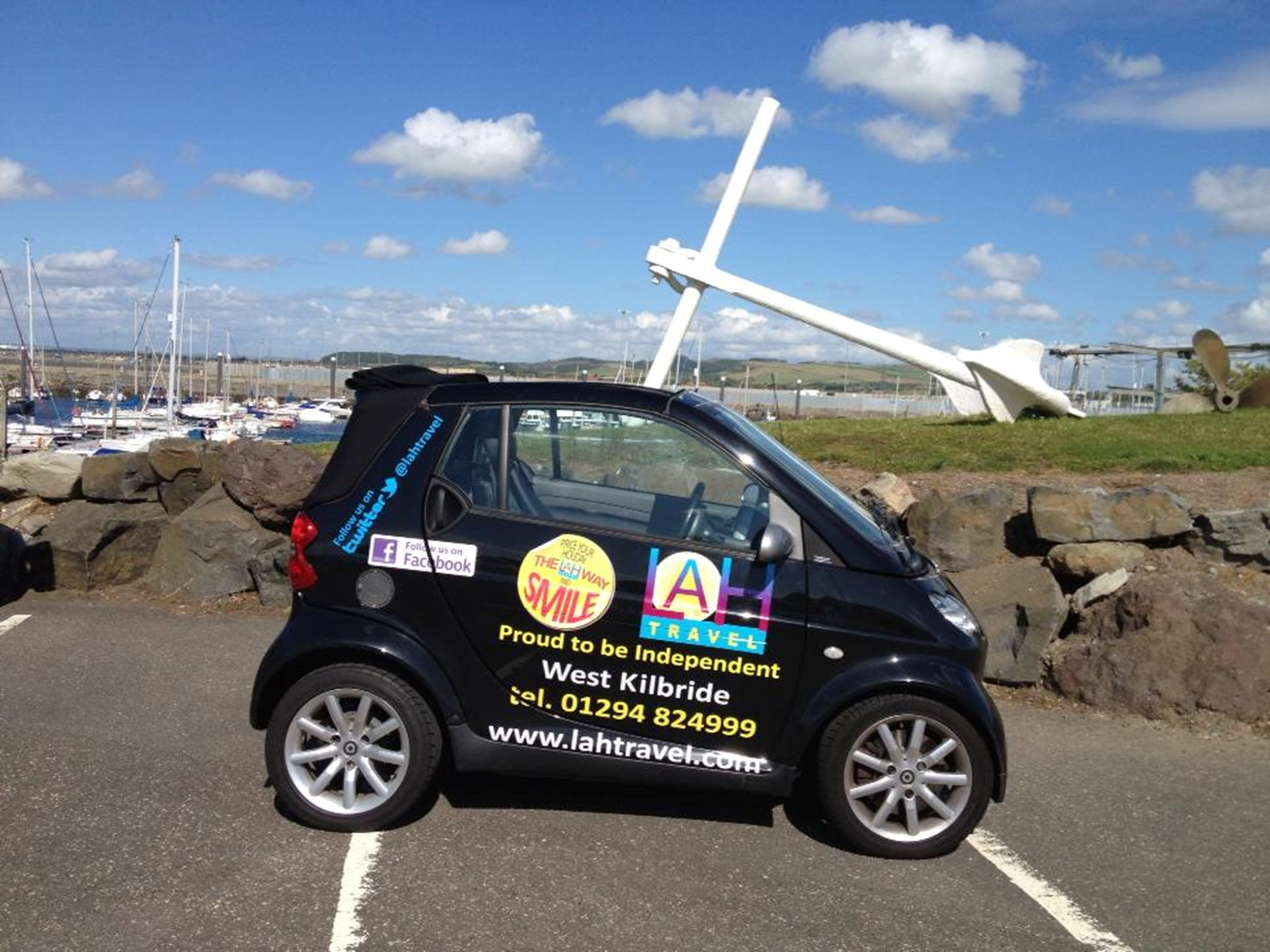 Have you seen Sally Smart Car?