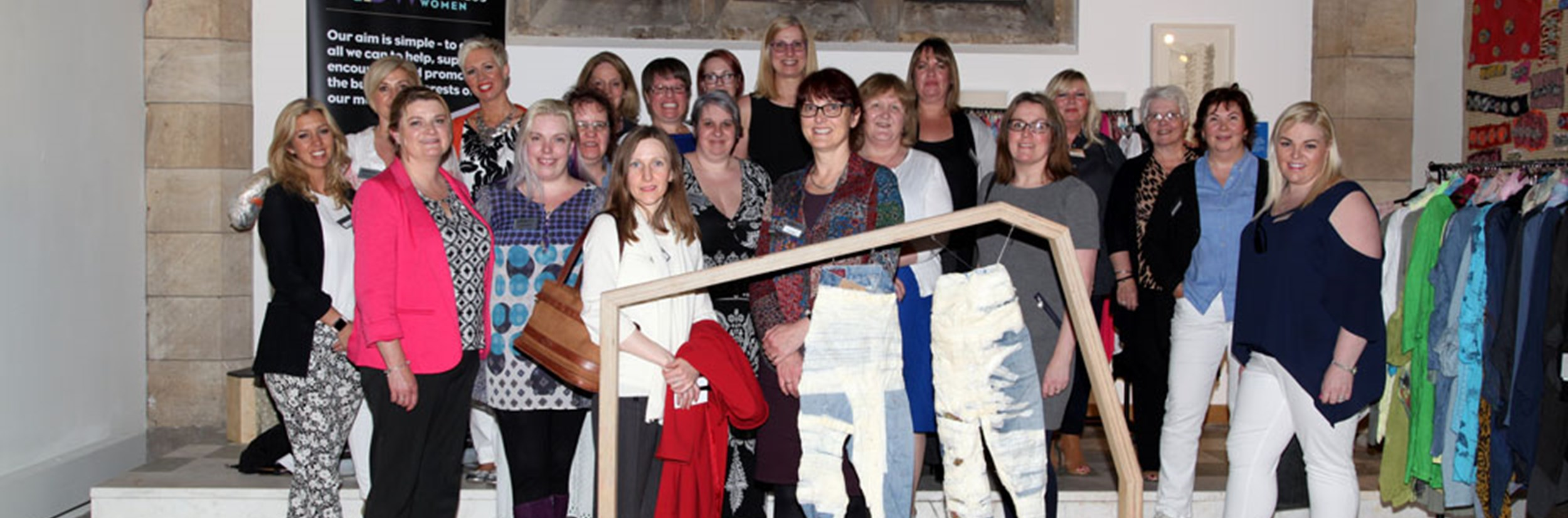 Ayrshire Business Women Learn the Best Interviewing Techniques