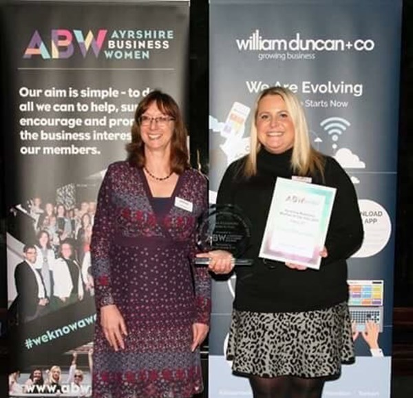 ABW Business Woman of the Year 2017