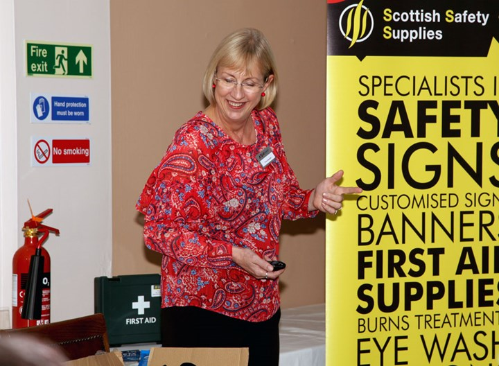 Health & Safety Event at The Marine Hotel