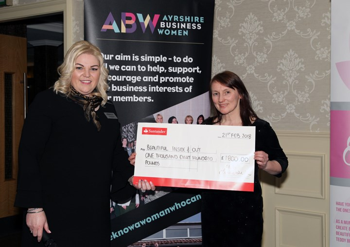 Ayrshire Business Women Charity of the Year 2018