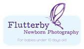 Flutterby Newborn Photography
